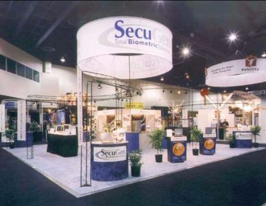 Custom Tradeshow Booth