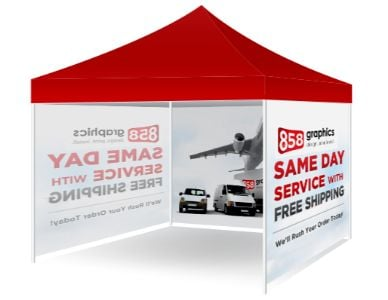 Branded Canopy