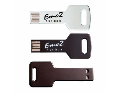 Branded Flash Drive Key
